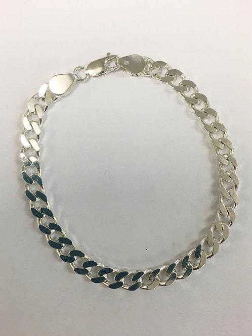 Men's Chunky Curb Bracelet