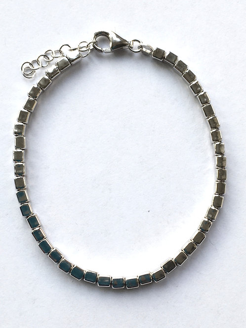 Small Cube Bracelet