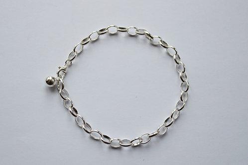 Simple Belcher Bracelet