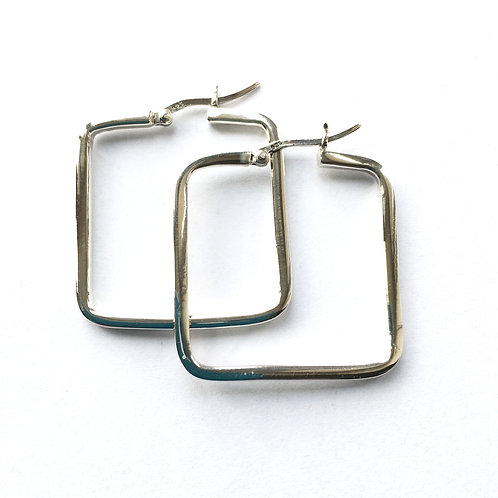 Square Hinged Hoops
