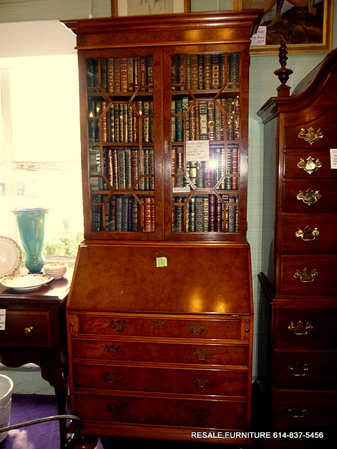Yorkshire House Inc. Secretary Desk