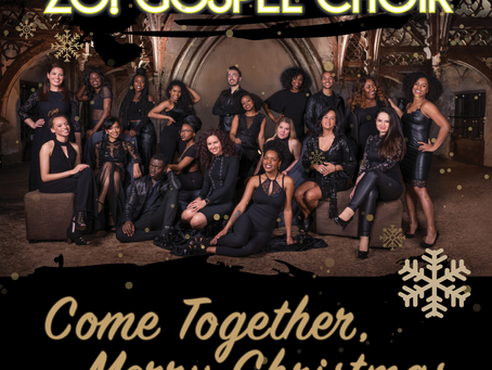 Kerstsingle: Come Together, Merry Christmas