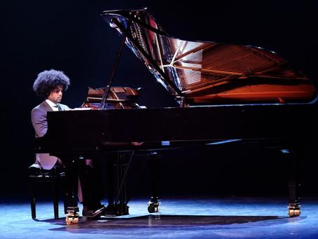 Dywel Braaf Online Classical Piano Concert