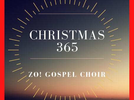 New release ZO! Gospel Choir