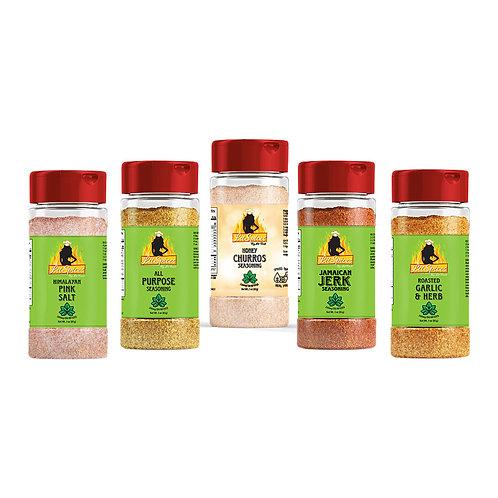 Entire Lit Spice CBD Bundle