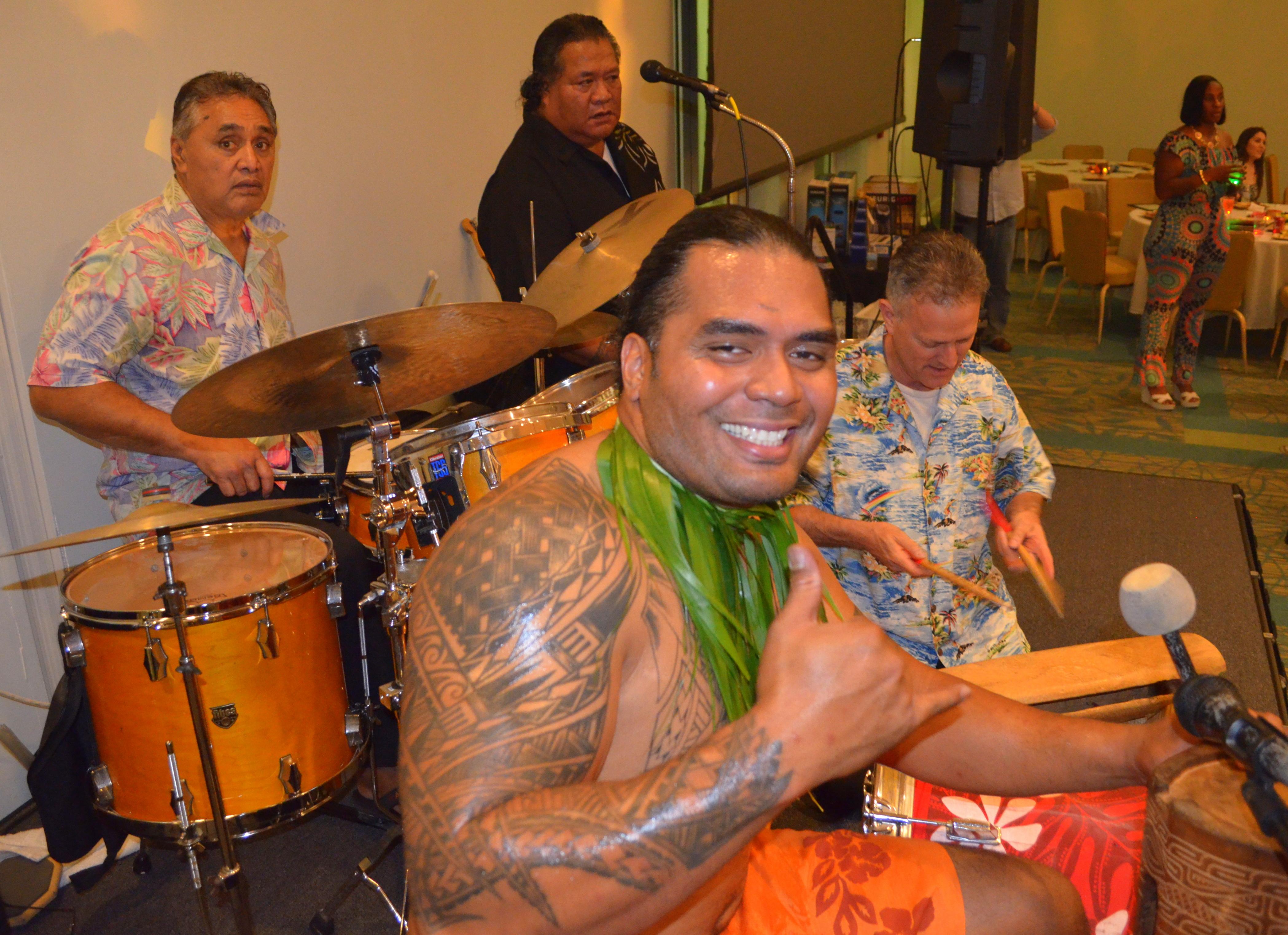 Tama Leao's Polynesian Productions
