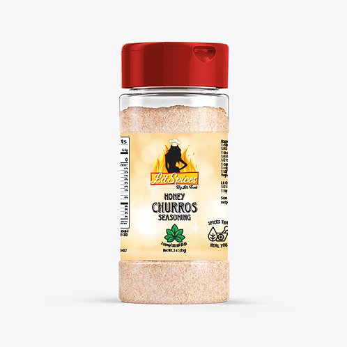 CBD Honey Churros