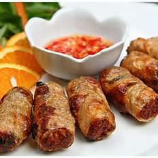 Crispy Shrimp Egg Rolls (6)