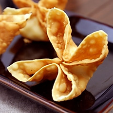 Handcrafted Cream Cheese Wontons (4)