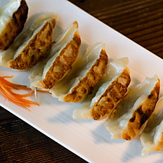 Chicken & Cabbage Potstickers (8)