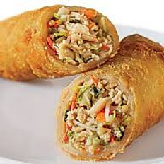 Crispy Chicken Egg Rolls (2)
