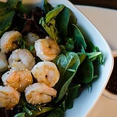 Grilled Shrimp Salad