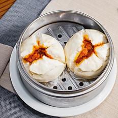 "BBQ Pork Buns ""Char Siu Bao"" (2)"