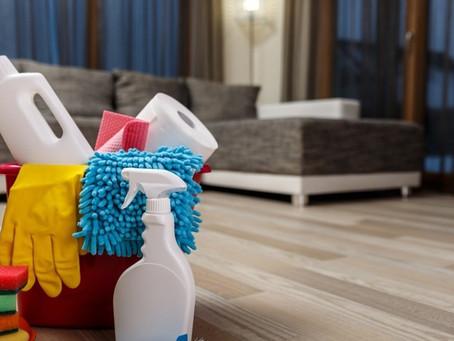 Servicio de limpieza a domicilio en Ciudad de México