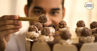 "Project - ""Ferrero Rocher"""