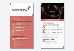 Flyer Move-n-joy