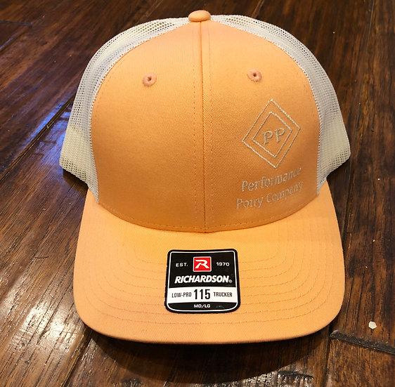 Sunset Peach/Birch PPC Cap