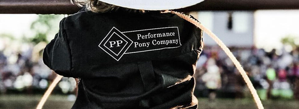 Performance Pony Company Logo