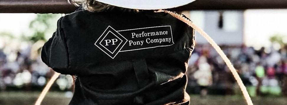 Performance Pony Company Logo