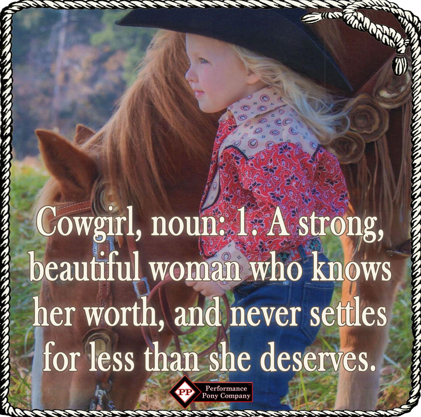 Cowgirl Definition