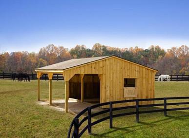 Horse and Pony Facility Preparation