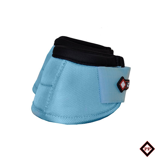 Mini Pony No-Turn Bell Boot - Turquoise
