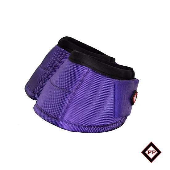 Mini Pony No-Turn Bell Boot -Purple