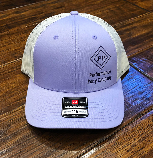 Lilac/Birch PPC Cap