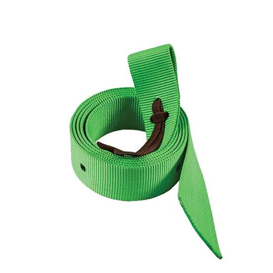 Lime Green Pony Latigo