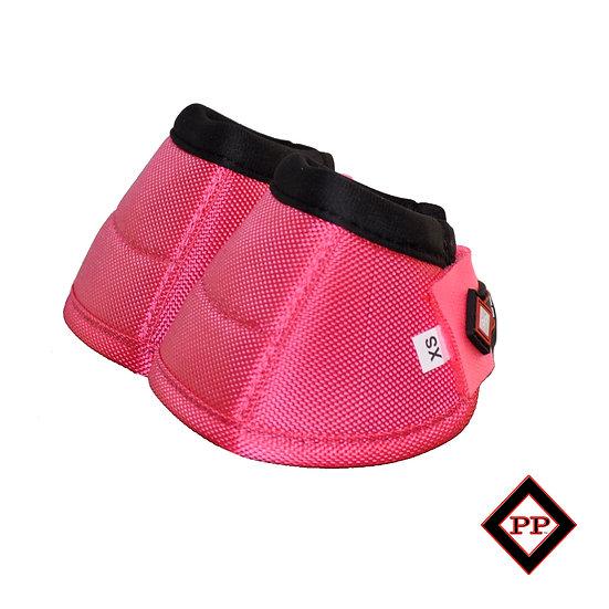 Mini Pony No-Turn Bell Boot -Pink