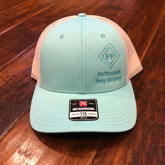 Aruba Blue/Birch PPC Cap
