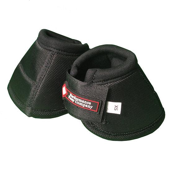 MINI Pony No-turn Bell Boots - Black