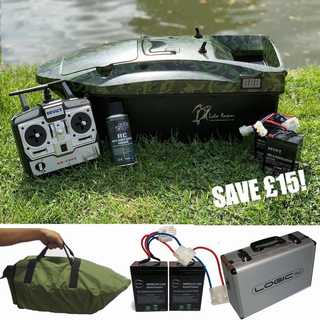 Lake Reaper Super Saver Bundle Save 15.0