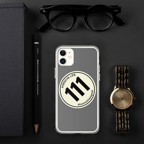 111 iPhone Case