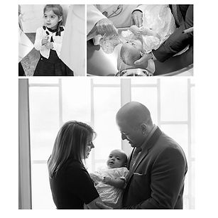 Baptism Event photography