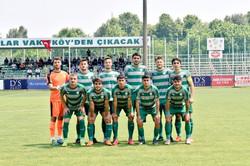 Taufee Skandari - Bursaspor Professional Contract
