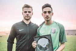 Hugo Sobte - Nike Most Wanted Winner