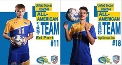 Ed Port - All American Team of the Year