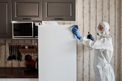 ProtectPure désinfectant permanent bactéries virus covid