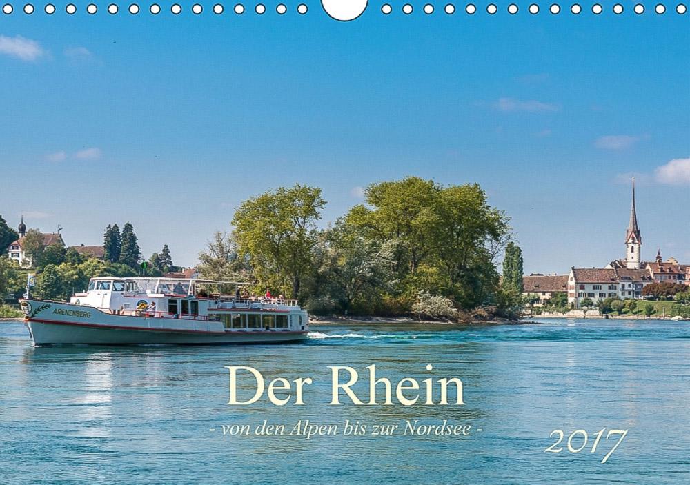 Kalender 2017 - Der Rhein