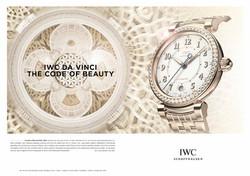 IWC Da Vinci Damenuhr