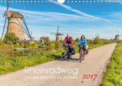Kalender 2017 - Rheinradweg