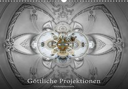 Kalender 2017-Göttliche Projektionen