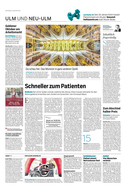 Südwest Presse Print