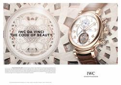 IWC Da Vinci Herrenuhr