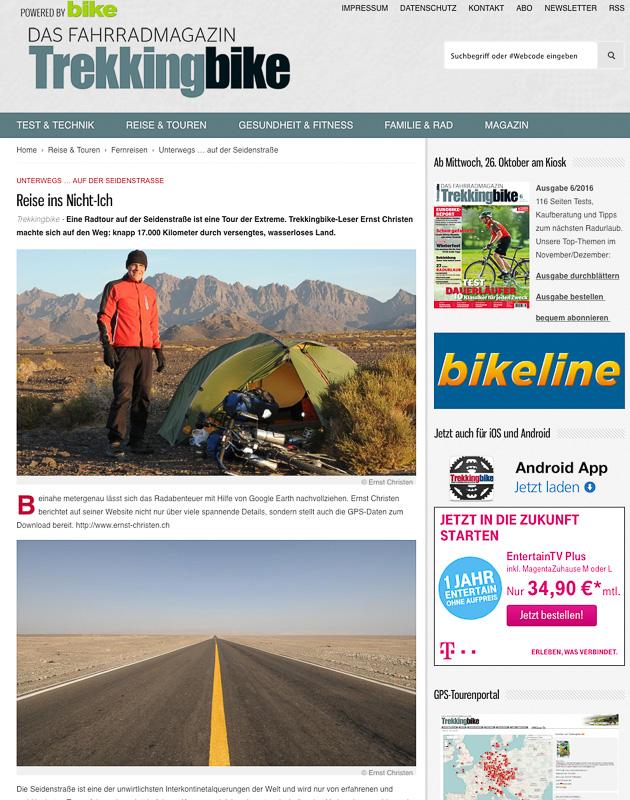 Trekking Bike online