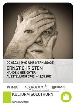 """Ausstellung """"Hände & Gesichter"""""""