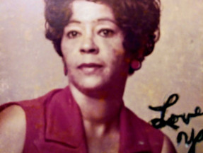 Celebrating the life of.... Mary Gertrude Spikes Ball
