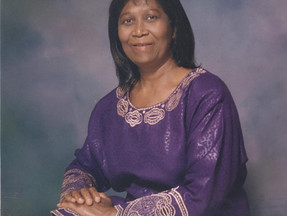 Celebrating the life of..Marian K. Callender