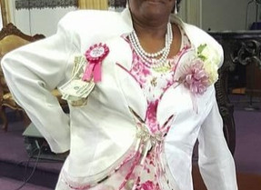 Celebrating the life of....Betty J. Manning Conyers